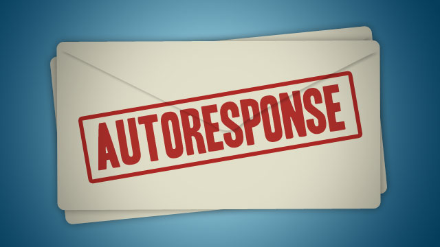 Email Auto Responder And It's Important Use For Business